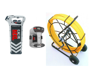 Cable Locators & Reeling Machine